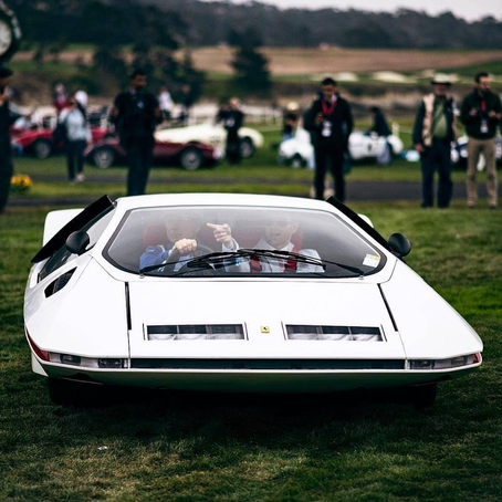 Ferrari 512S Modulo - An all time legend