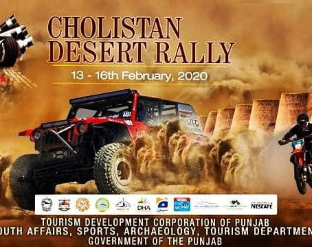 Nadir Magsi Wins the 15th Cholistan Desert Rally 2020