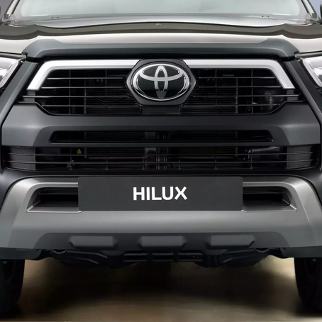 THE 2021 TOYOTA HILUX IS MORE POWERFUL THAN EVER