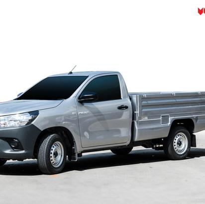 Flatbed Trailer Dala Revo Vigo Dmax Isuzu Toyota
