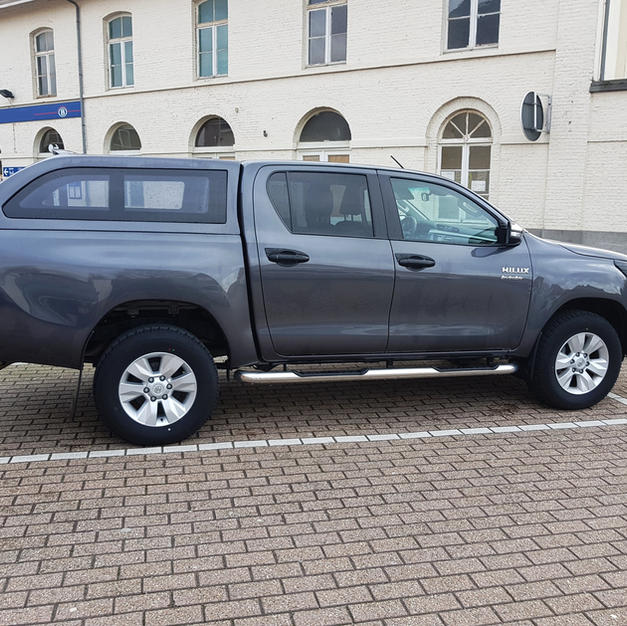 Comfort Canopy for Toyota Hilux Revo