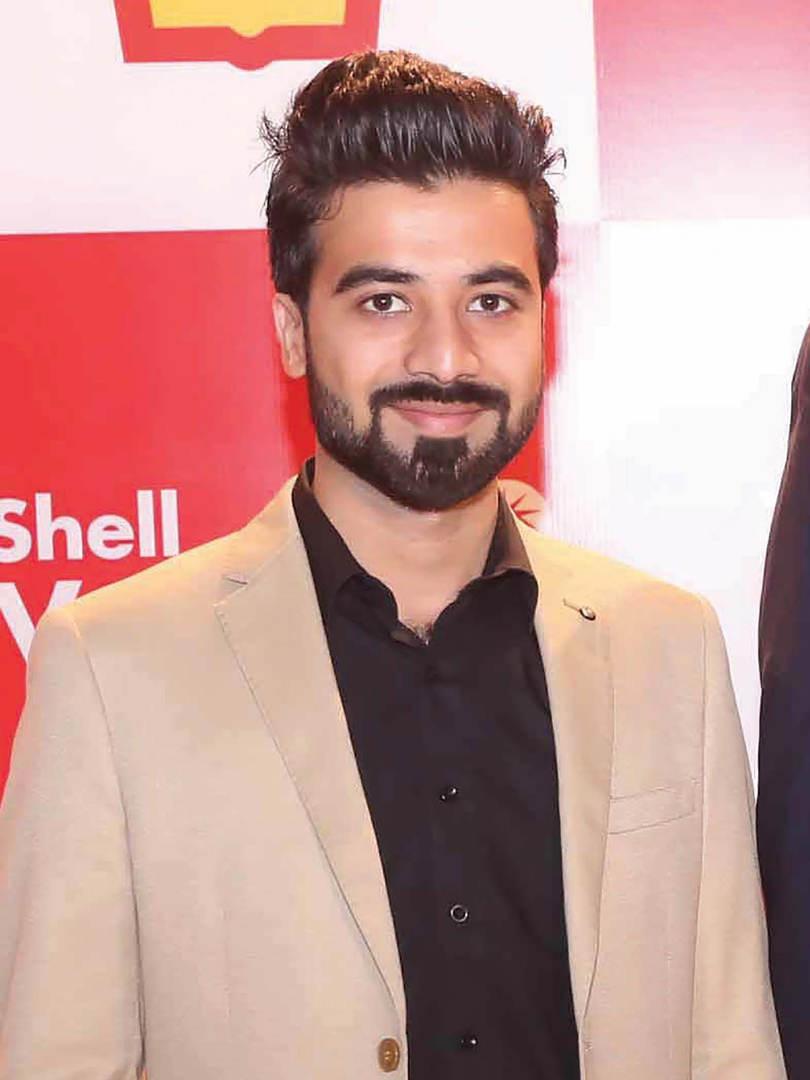 Abdul Basit Khan Foxtrot Motor Club Pakistan Shell