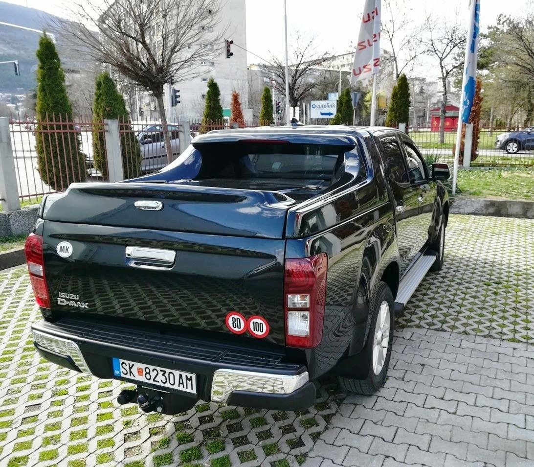 Canopy for Dmax Pakistan