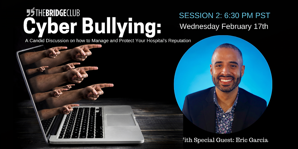 Cyberbullying: A candid conversation with Eric Garcia