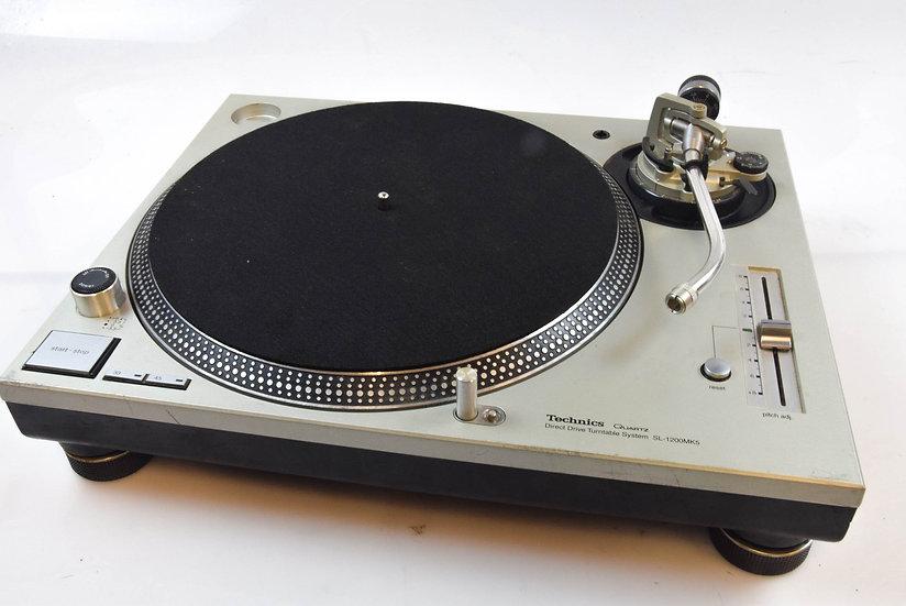 "SL-1200/1210 MK5 ""Very Good+"" (ID:Q55)"