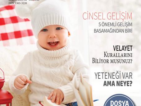 Anne & Bebek Dergisi Şubat Ayı Sayısındayız