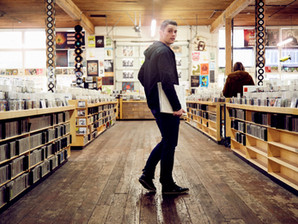 How working in a record store catapulted my career