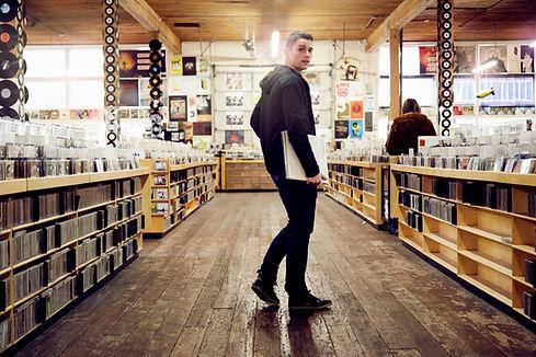 Im Record Store
