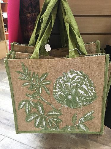 Decorative Burlap Bag