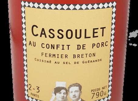 Maison Larzul remet à l'honneur son Cassoulet au porc confit !