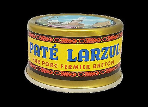 PÂTÉ LARZUL PUR PORC FERMIER COLLECTOR - 125g