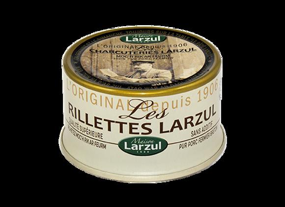 LES RILLETTES LARZUL - 125g