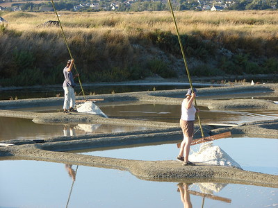Pourquoi du sel de Guérande dans les produits Larzul ?