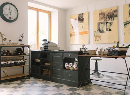 La boutique Maison Larzul : cuisine traditionnelle et produits régionaux sont au rendez-vous !