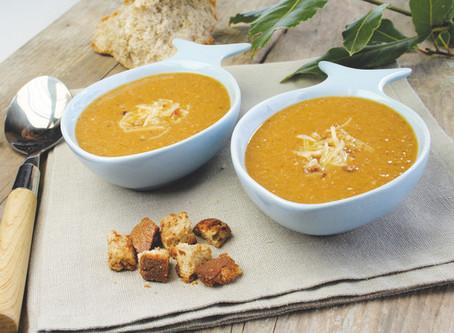 Une soupe de poisson savoureuse, sans additif, cuisinée avec de bons poissons des ports Bigoudens...