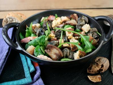 L'escargot en fête 100% naturel disponible sur notre nouvelle e - boutique Maison Larzul