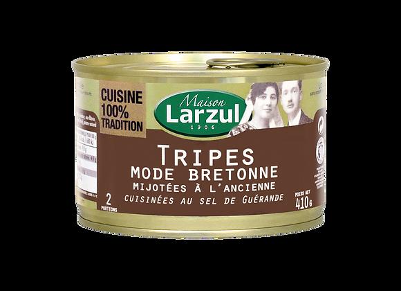 TRIPES BRETONNE MIJOTÉES A L'ANCIENNE - 410g
