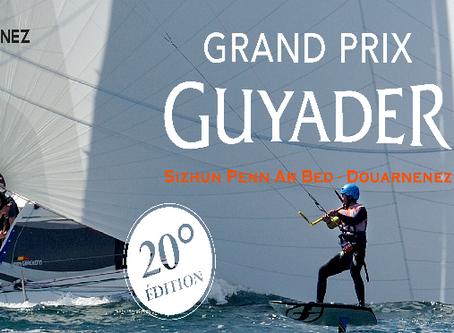 Retrouvez la Maison Larzul, la cuisine naturelle et traditionnelle, au Grand Prix Guyader