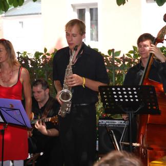 Jazz an der Donau
