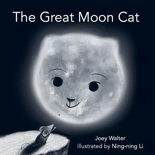 The Great Moon Cat children's book