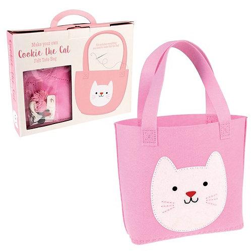 Make your own cat bag kit