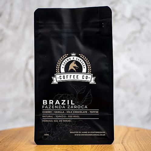 Coffee: Brazil