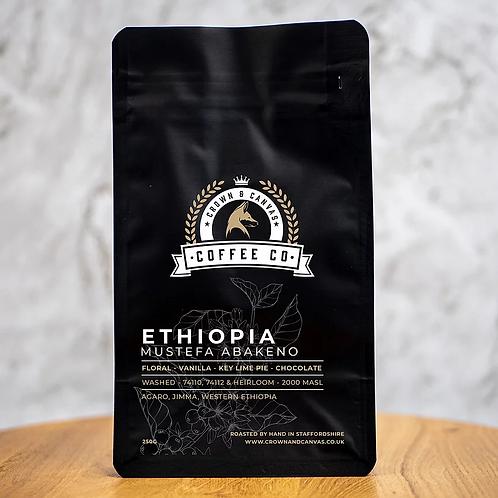 Coffee: Ethiopia