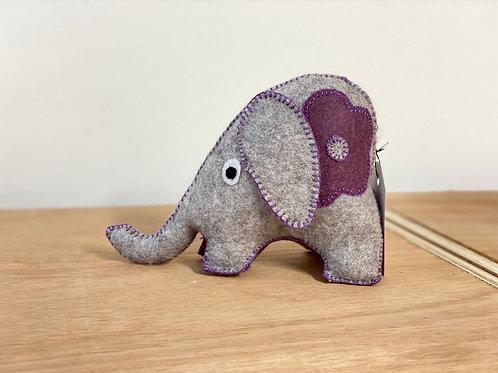 Fabric Elephant