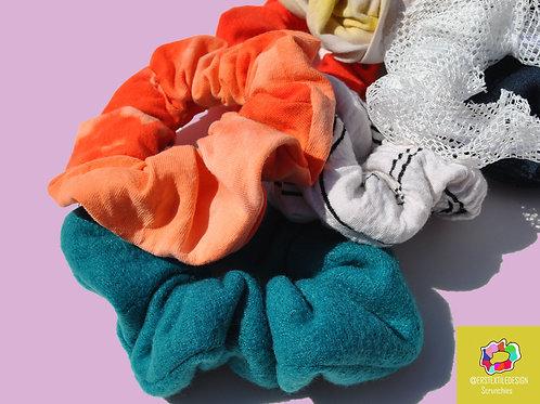 Upcycled Scrunchie Mystery Bundle