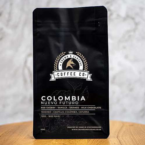 Coffee: Colombia