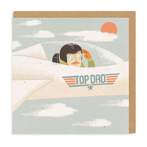 Top dad card