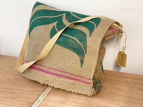 Coffee Sac messenger Bag