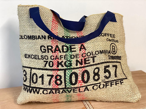 Coffee Sac Shopper Bag