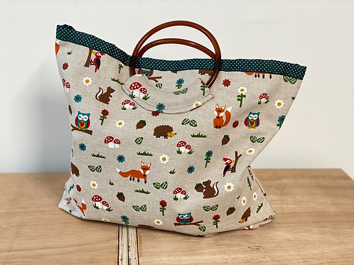 Forest Animal Bag