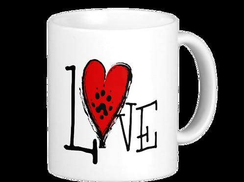 Ferret Love Mug