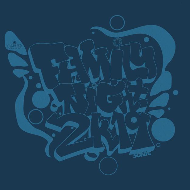 Custom Camba Shirt graphic