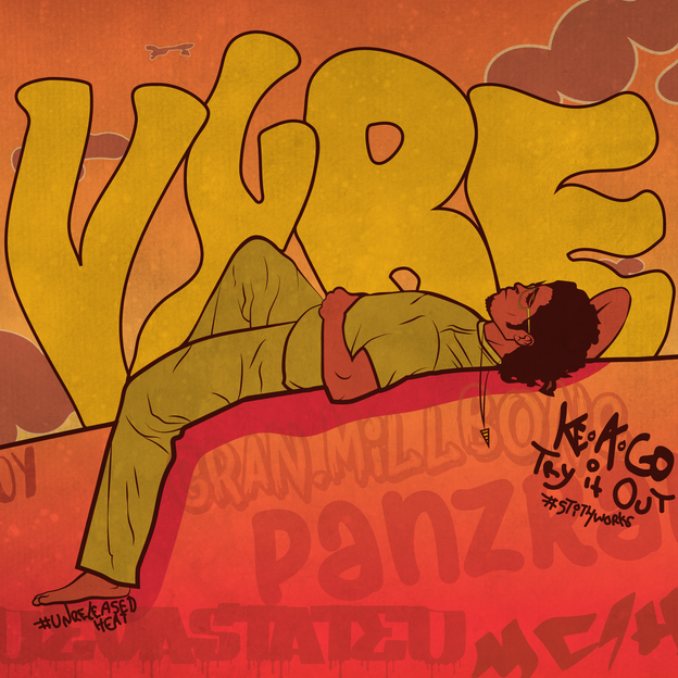 Vybe cover art