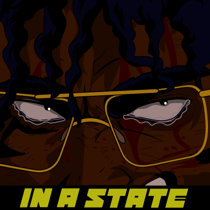 In A State cover art