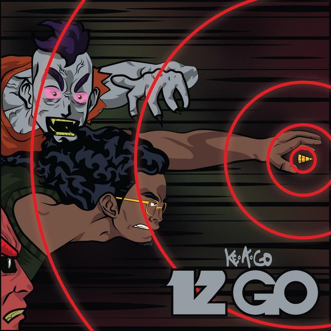 1 2 Go cover art