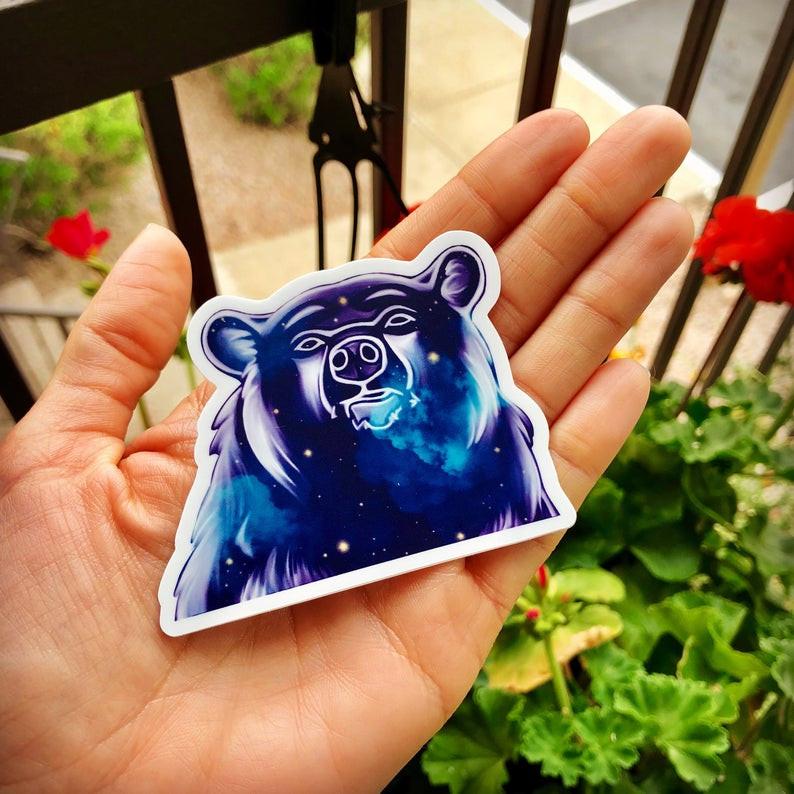 My Bear Sticker