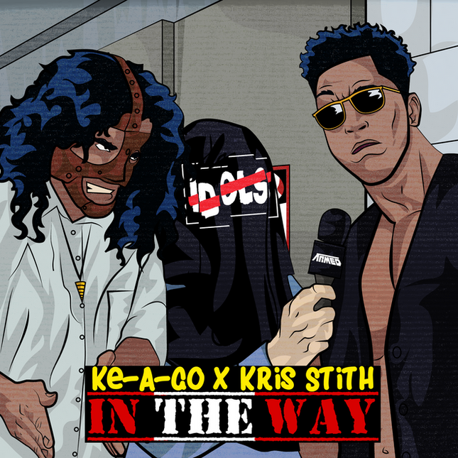 In The Way cover art