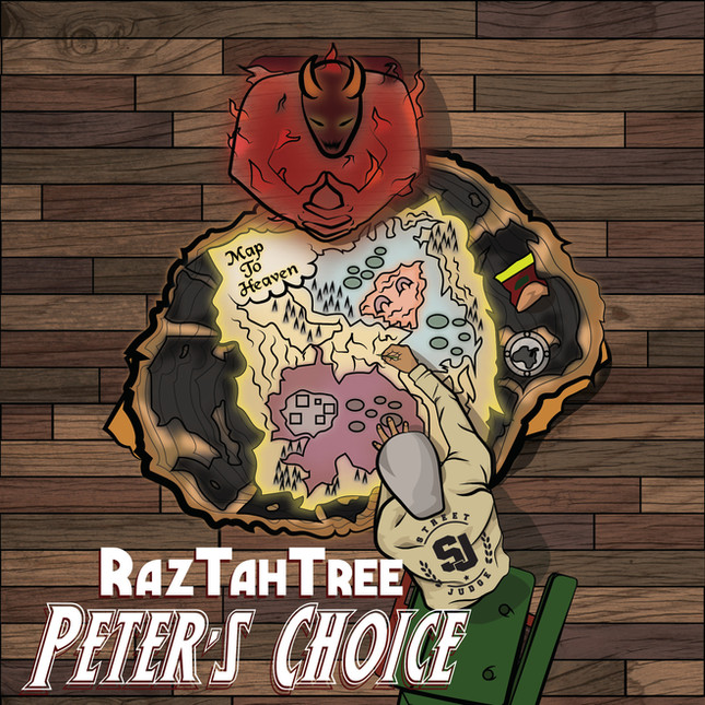 Peter's Choice Cover Art