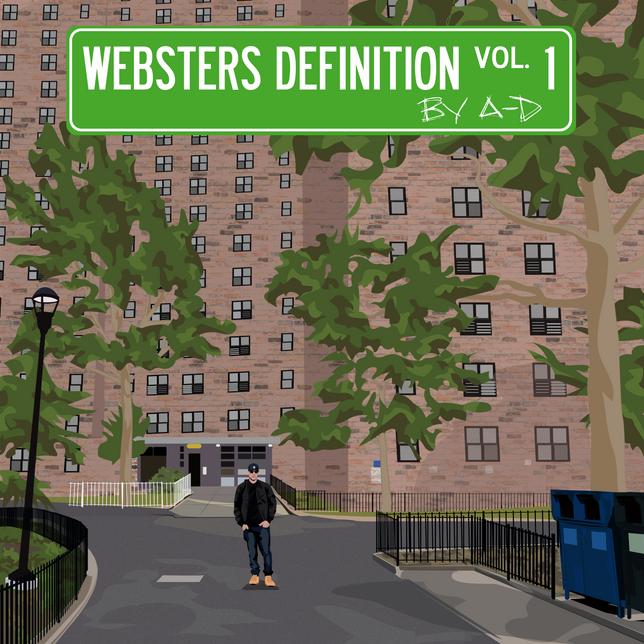 Webster's Definition cover art