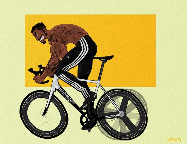 Commissioned illustration