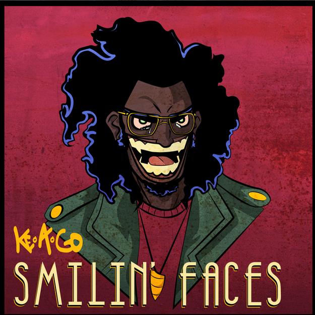 Smilin' Faces cover art