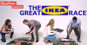 The Great IKEA Assembly Race