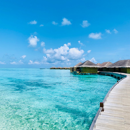 Maldives, like paradise but better