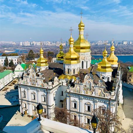 Kyiv, Ukraine - a majestic Eastern jewel