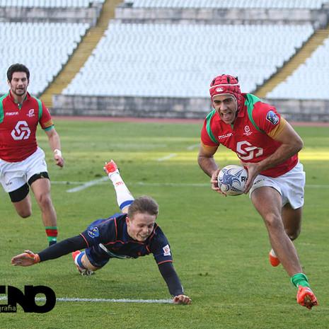 Selecção Nacional de Portugal em Rugby