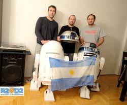 R2D2 argentina